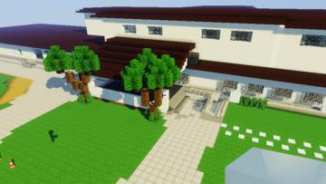 Minecraft: Ifes – Campus Viana