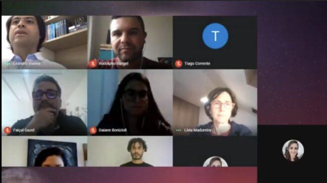Núcleos do Ifes coordenam discussões no terceiro dia da Jornada de Integração